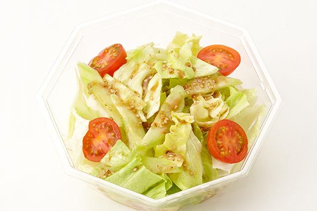 叙々苑野菜サラダ(にんにく味抜き)